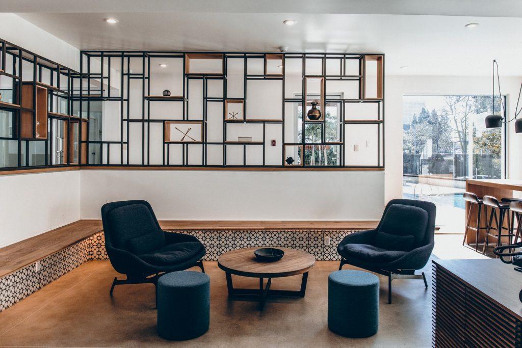 eight70 Apartments Lobby